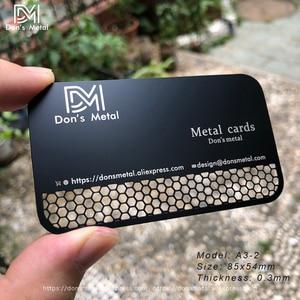 Image 4 - بطاقة عمل معدنية عالية الجودة من الفولاذ المقاوم للصدأ بطاقة عضوية مخصصة من الفولاذ المقاوم للصدأ بطاقة عمل معدنية مخصصة