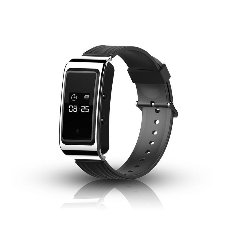 Couple Watch D6 Portable Audio Video Watch Business Meeting Video Recorder Voice Audio Sound Voice Recordering Smart Watch Newly