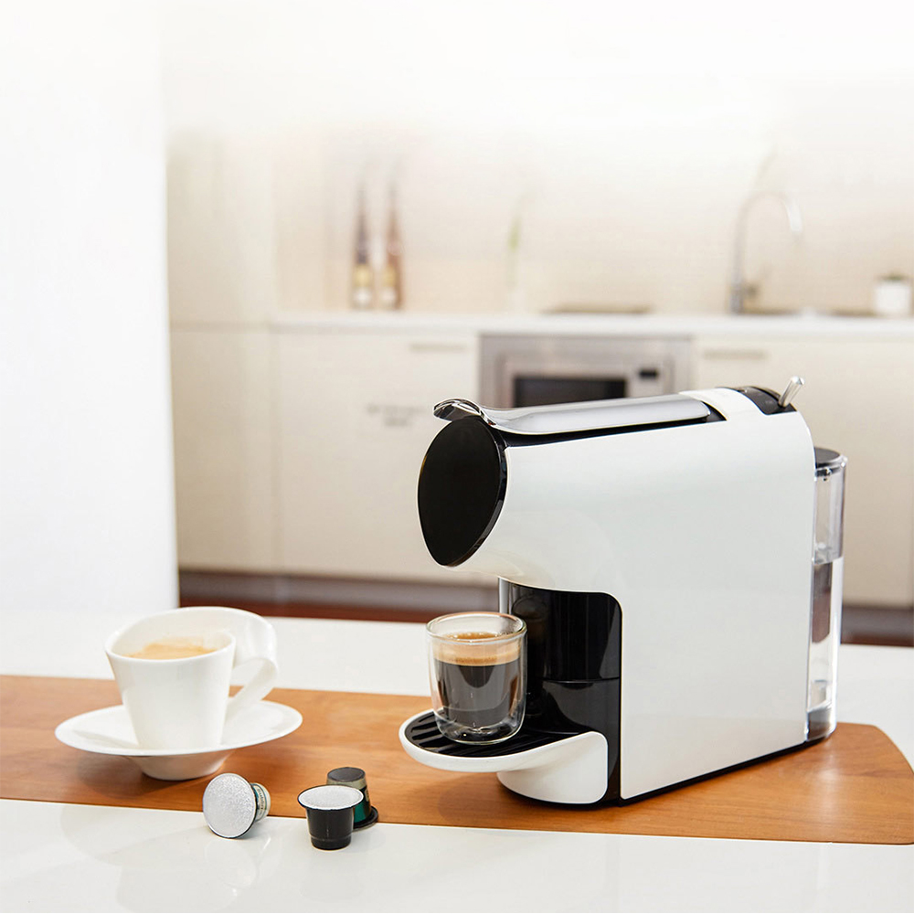 Xiaomi SCISHARE 580ml Portable Capsule Coffee Espresso Machine Household Office Coffee maker household coffee machine #3Xiaomi SCISHARE 580ml Portable Capsule Coffee Espresso Machine Household Office Coffee maker household coffee machine #3