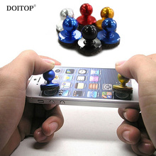DOITOP Durable Phone Accessories Suction Cup Stick Game Joystick Joypad For