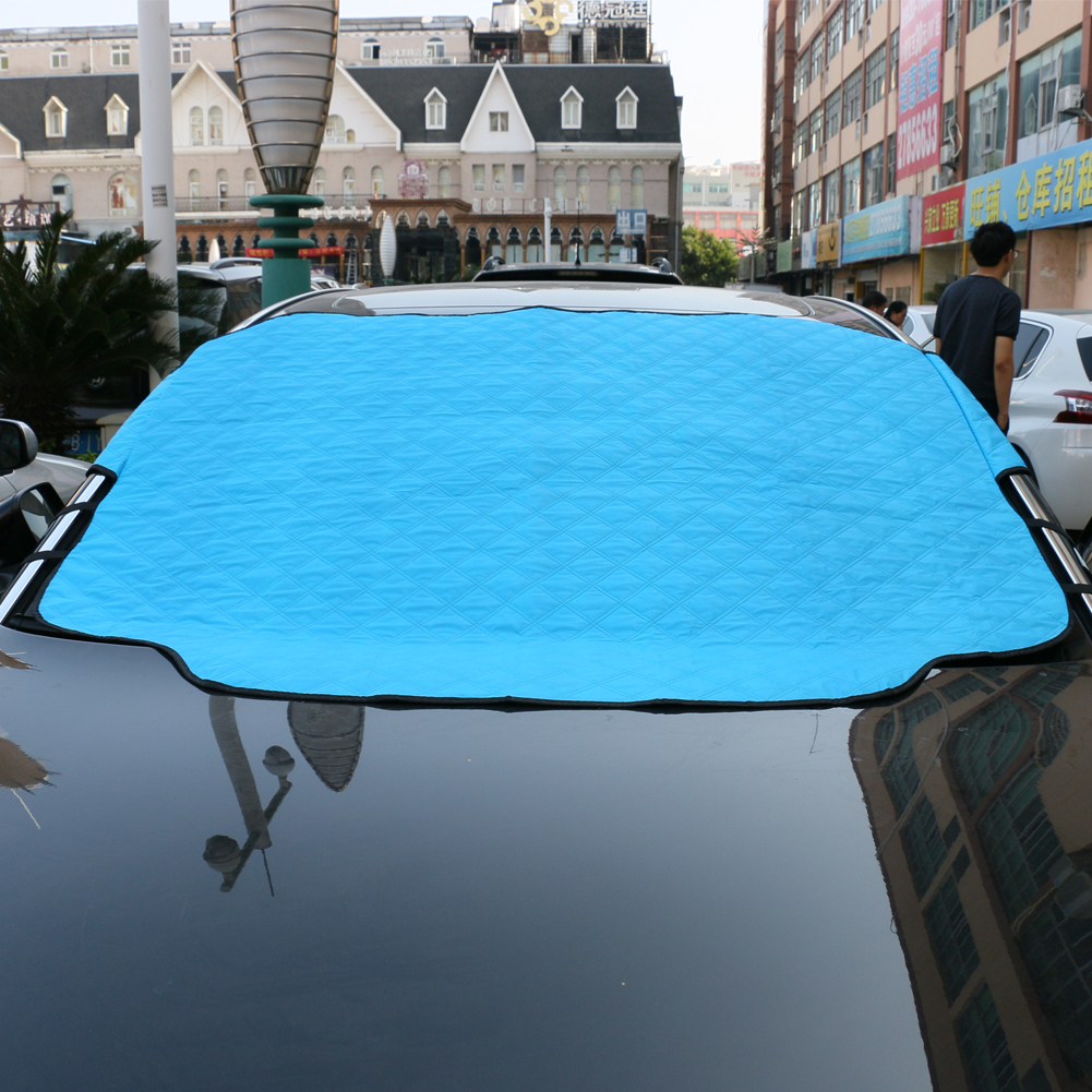 Windshield-Cover Umbrella Shade Car-Covers Sun-Protector Hail Cartool Auto Waterproof