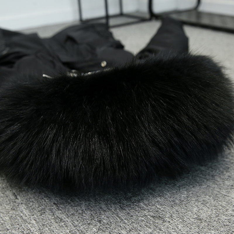 5XL grande taille manteau d'hiver femme 2018 veste d'hiver femmes à capuche rembourré coton Parka longue haute qualité chaud doudoune p672 - 6