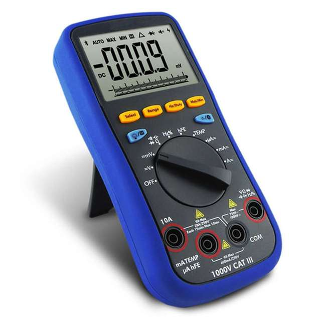 Multi-functional Digital Multimeter 2