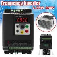 2.2KW 380V 440V 3 Phase Motor Variable Frequency Driver Inverter VFD Converters