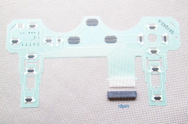controller pcb ribbon circuit board sa1q43a sa1q43 a conductive filmcontroller pcb ribbon circuit board sa1q43a sa1q43 a conductive film for ps2 repair parts