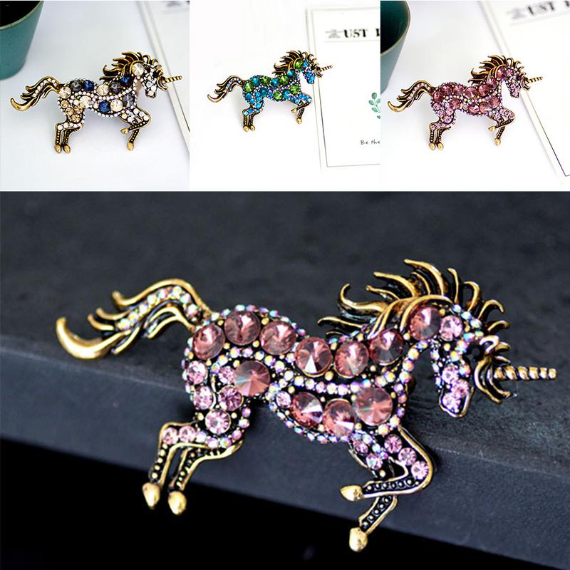 Latest Collection Of Brooch/ Jacket Pins/ Gift For Kids/ Bambi/ Pegasus/ My Little Pony/ 3 Pcs Set Brooches & Pins