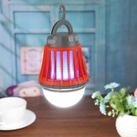 Multi function Solar Mosquito Killer Outdoor Hanging Solar Power Camping Lamp Anti Insect Bug Wasp Pest Fly Mosquito Repeller