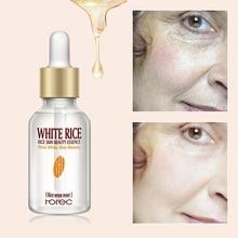 Pure Rice Moisturizing Anti Aging Face Serum for Whitening Serum