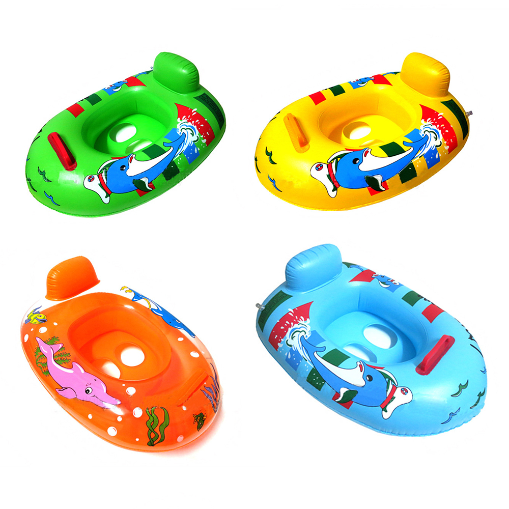 Inflatable Swimtrainer Swimming Accessories Ring Circle Pool Floaties Baby Ring Bouee Bebe Mattress Floaty Rings For Children