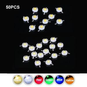 50x 3W LED Bulb DIY Diodes Chi