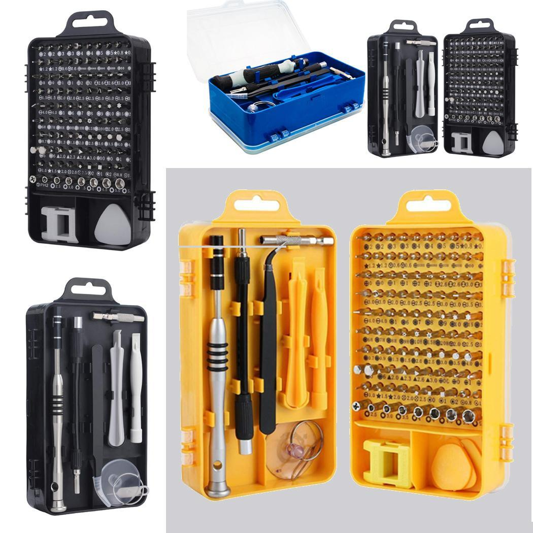 Watch Mobile Phone Disassembly Maintenance Tools Kit Home Repair Multi-function Screwdriver Set