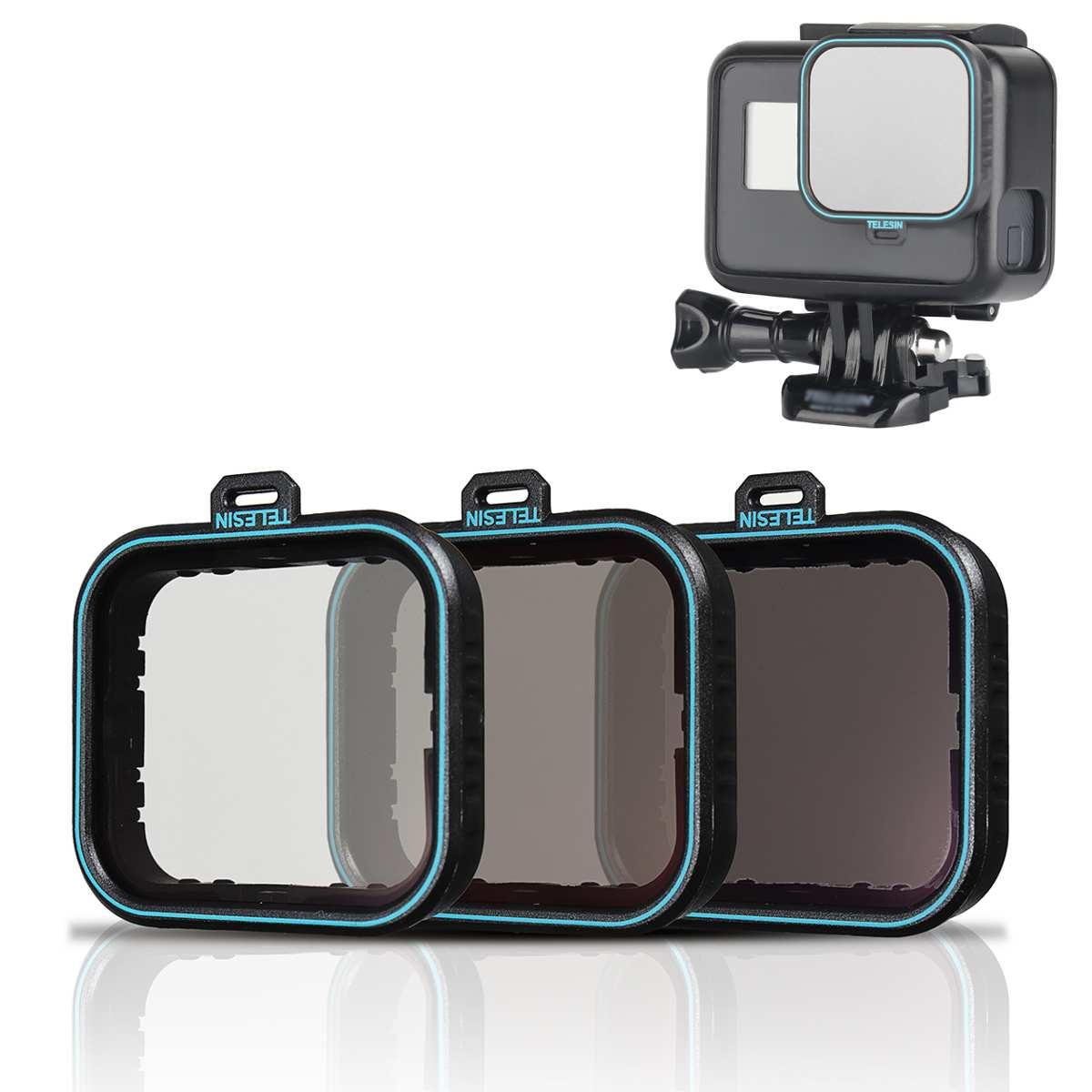 Suppion 1PC ND4-PL//ND8-PL//ND16-PL//ND32-PL//ND64-PL Camera Lens Filters for DJI OSMO Pocket