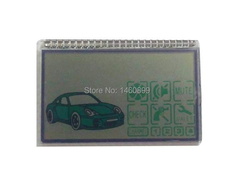 Wholesale DXL 3000 Lcd Display For Pandora DXL3000 Lcd Remote Control Key Fob Chain /Two Way Car Alarm System DXL 3000