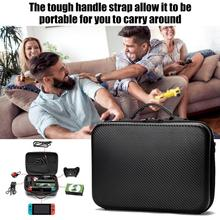 Storage Case For Switch Protection Bag Wizard Handle Bags For Nintendo Organizer Pokemon Go Plus