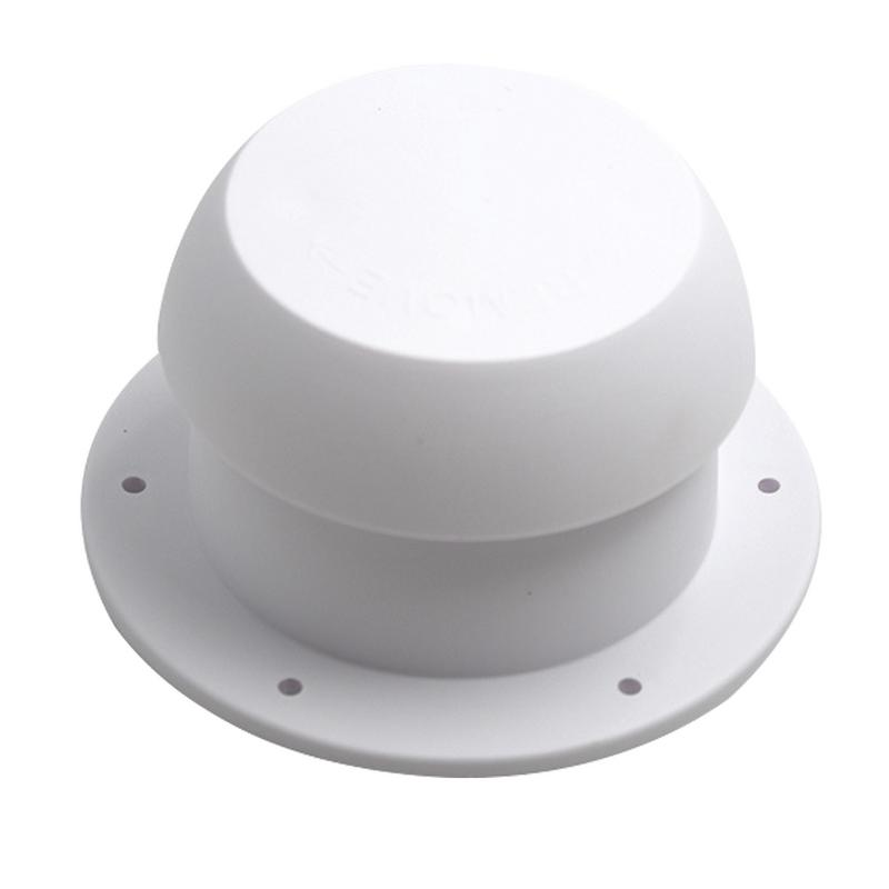 Plumbing Vent Cap RV Accessories Air Vent Ducting Ventilation Exhaust Grille Cover Outlet Heating Cooling Vent