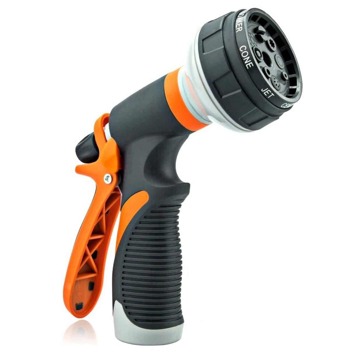 Shower Wand Hose Nozzle Watering Hand Sprayer Plant Irrigation Outdoor Garden Gr