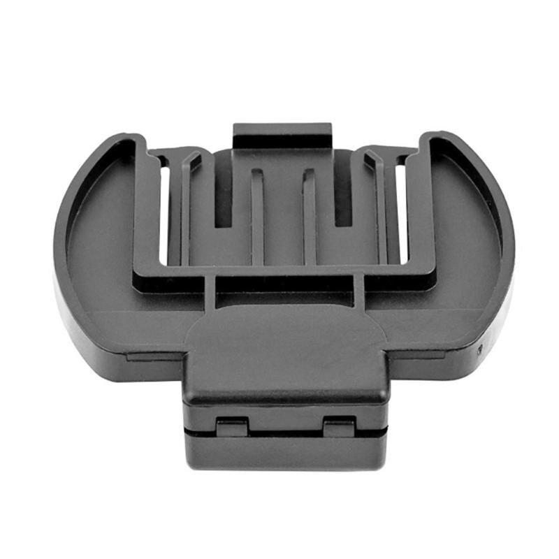 Motorrad Elektronik Vnetphone Clip Halterung Geeignet für V6 V4 Motorrad Bluetooth Multi Sprech Headset Helm Intercom