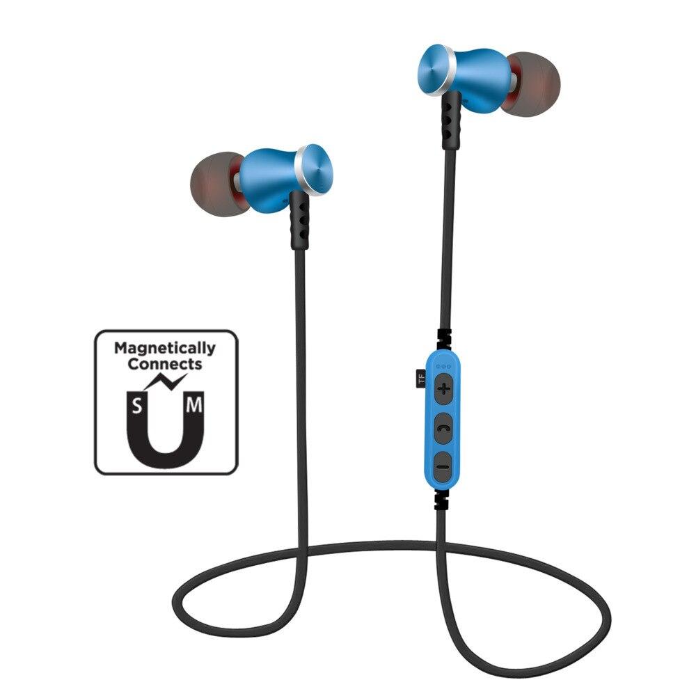 LCJCHDF Ms T5 In ear Earphones Wireless Stereo Headphones Bluetooth Bass Sound Earphone Sport Ear Phones Handsfree in Bluetooth Earphones Headphones from Consumer Electronics