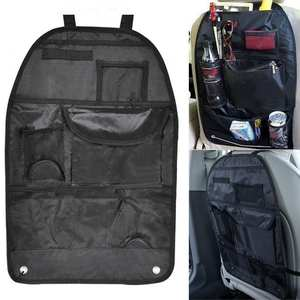 1 Pc 59x40 cm Universal Car Storage Bag Organizer Chair Car Accessories