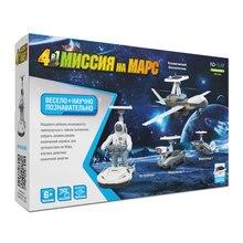 Конструктор ND Play Миссия на марс 4 в 1