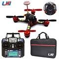 Новый LHI GX210 крутой Квадрокоптер F3 дрона с дистанционным управлением fpv-камера на дроне ваши запросы даем профессиональные 700TVL вертолет 40CH VTX...