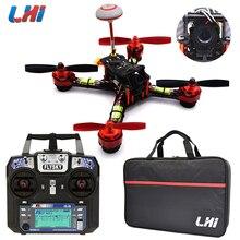 Новый LHI GX210 крутой Квадрокоптер F3 дрона с дистанционным управлением fpv-камера на дроне ваши запросы даем профессиональные 700TVL вертолет 40CH VTX мини-набор для квадрокоптера