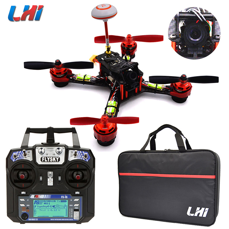 NEW LHI GX210 Cool Quadcopter F3 RC drone Fpv Camera drone with professional 700TVL helicopter 40CH VTX mini quadrocopter kit