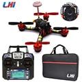NIEUWE LHI GX210 Cool Quadcopter F3 RC drone Fpv Camera drone met professionele 700TVL helicopter 40CH VTX mini quadrocopter kit