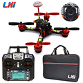 Nuevo LHI GX210 bien Quadcopter F3 RC drone Fpv drone con cámara profesional 700TVL helicóptero 40CH VTX mini giroscopio kit