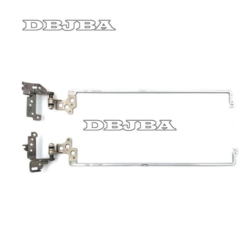 "Genuine HP Pavilion 15-P Series 15.6/"" LCD Left Right LCD Bracket Hinge Set"