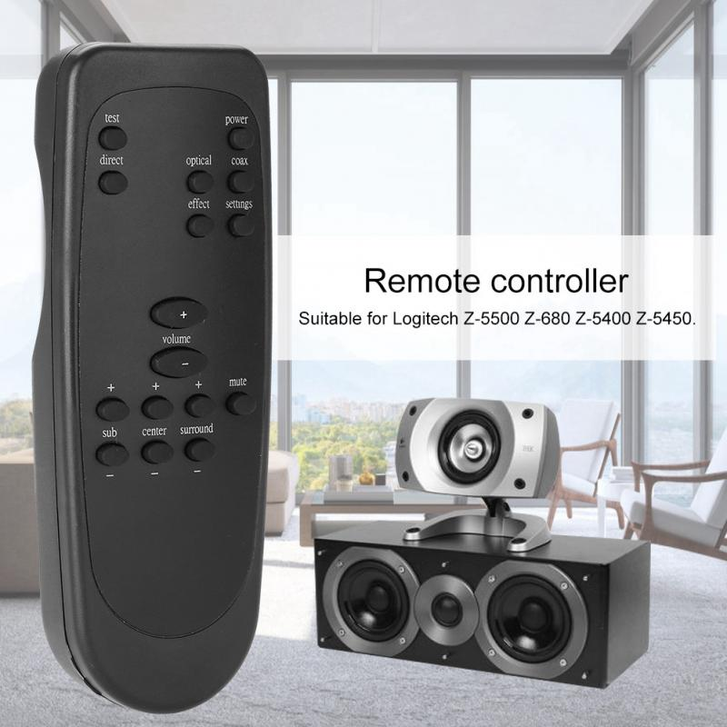 Replacement Computer Speaker Remote Control For <font><b>Logitech</b></font> <font><b>Z</b></font>-<font><b>5500</b></font> <font><b>Z</b></font>-680 <font><b>Z</b></font>-5400 <font><b>Z</b></font>-5450 high quality remotes controller for computer image