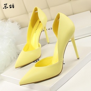 Women Pumps Fashion High Heels