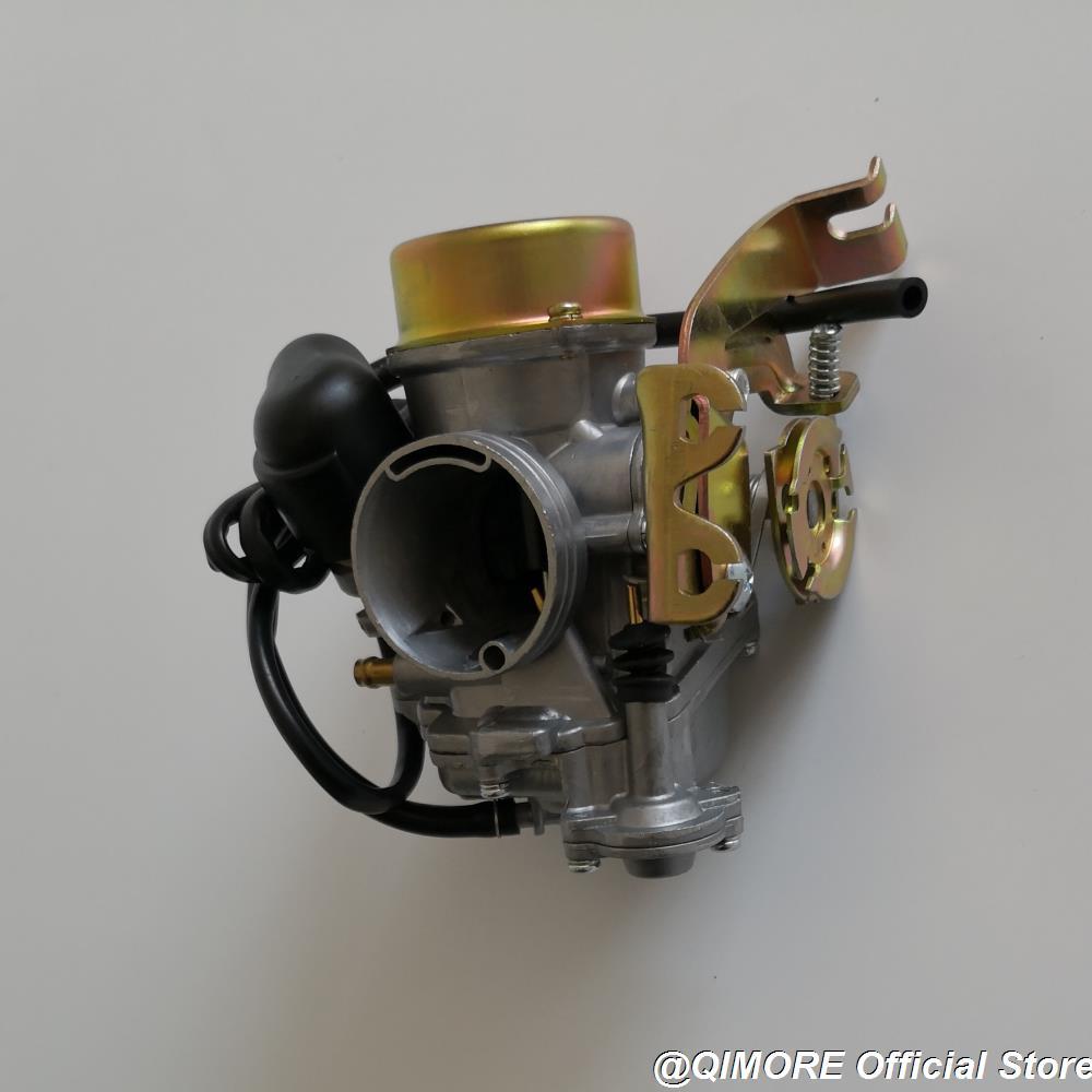 31 4mm Carburetor CVK32 for Scooter Moped QUAD ATV 170MM 173MN AEOLUS VOG 250 260 300