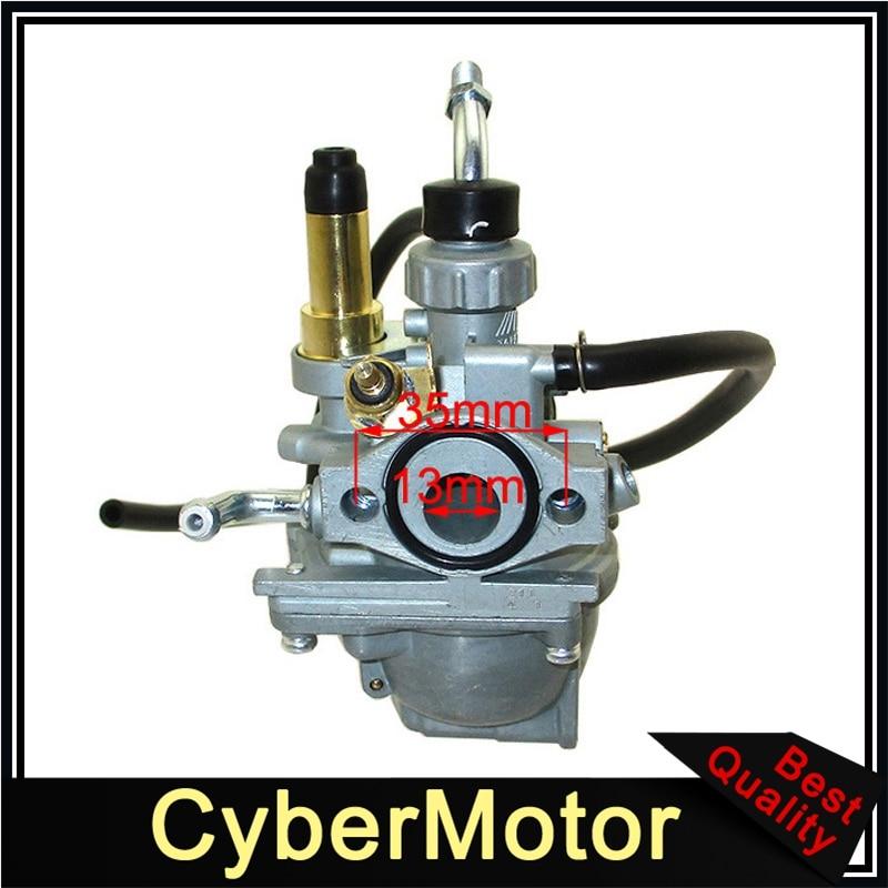 STONEDER Pit Dirt bike Carburateur Mikuni 28/mm Carburateur filtre /à air du Collecteur dadmission Tuyau de joints