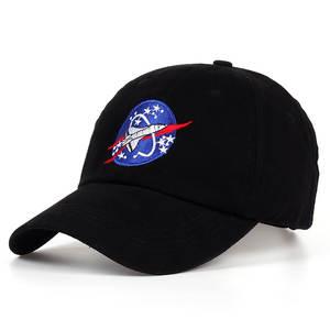 e741de5b9fa Badinka Fans Cotton Baseball Cap Women Men Casual Dad Hats
