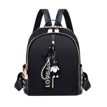 Leisure Oxford backpack women backpack f