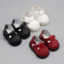 d2616292e093a 1 paire chaude nouveau style poupées chaussures pour 1 4 16 pouces salon bébé  chaussures