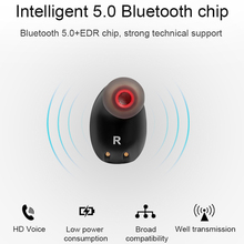 Get more info on the KISSCASE Wireless Bluetooth Earphone For iPhone7 8 X Headphones For Samsung S9 S8 S10 With Charging Box Game Sport fone ouvido