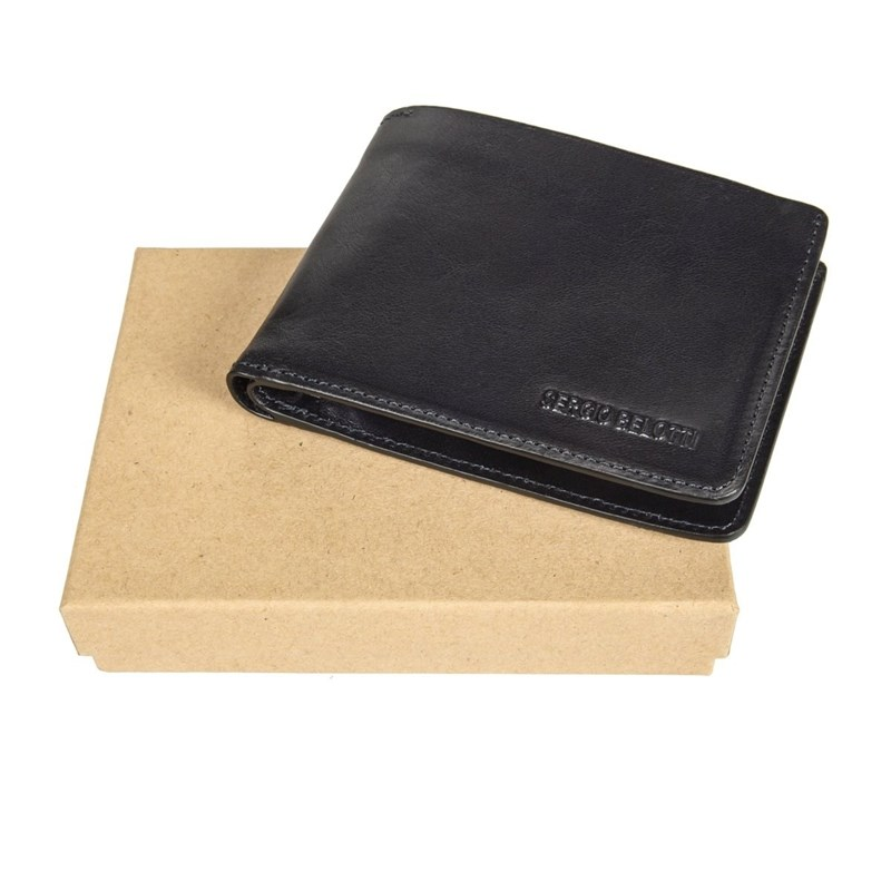 Wallets SergioBelotti 3542 IRIDO navy wallets sergiobelotti 3542 irido black