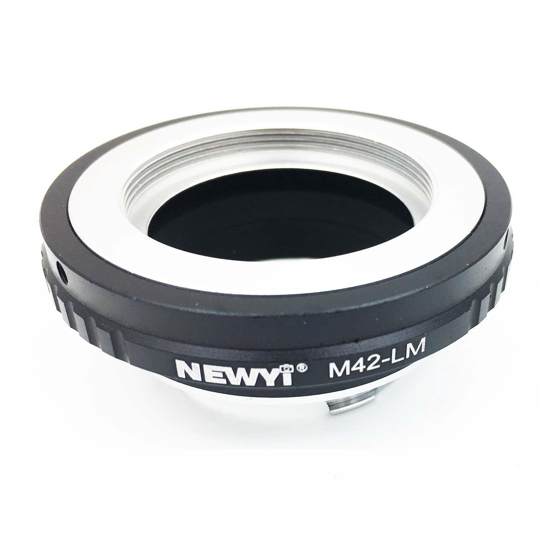 Newyi M42-Lm Adaptateur Pour M42 Lens Pour Leica M Lm Caméra M9 Avec pour Techart Lm-Ea7