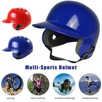 Skateboard Helmet For Multi Sports Cycling Skateboarding Scooter Roller Skate Rollerblading Long Board Baseball Helmet