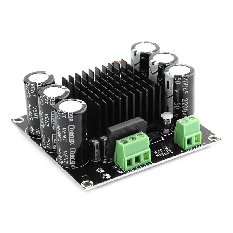 High Power Digital Amplifier Board 420W TDA8954TH Mono Channel Digital Core BTL Mode Fever Class