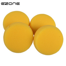 EZONE 2PCS Round Painting Sponge Stamp Children Watercolor Oil Craft Clay Pottery Sculpture Cleaning Art Drawing Tools