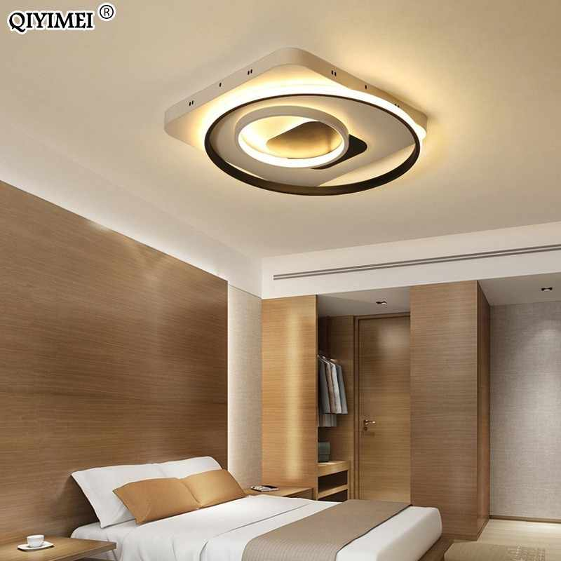 Гостиная люстры Прямоугольный моды гладить светодиодный атмосферу домашние высокого качества для роскошных спальня лампа светильник de