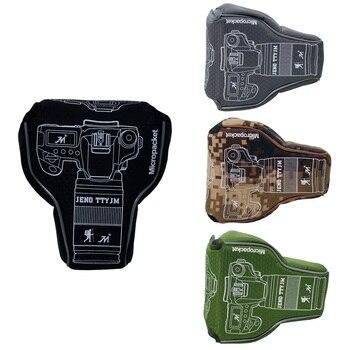 Сумка для камеры чехол для Sony A7 A7R A7S II III A6500 A6400 A6300 Nikon Z50 D3500 D3400 Canon M5 M6 M10 M20 M50 M100