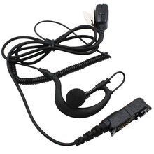 Earpiece Headset PTT MIC for MOTOTRBO P6600 XPR3300 XPR3500 DP2400 DP2600 DEP550 DEP570 MTP3250 MTP3200 Radio(China)