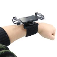 Rotary Outdoor Sports Mobile Wrist Pack Riding Pack Arm Belt Fitness Wrist Pack armbands for Men and Women