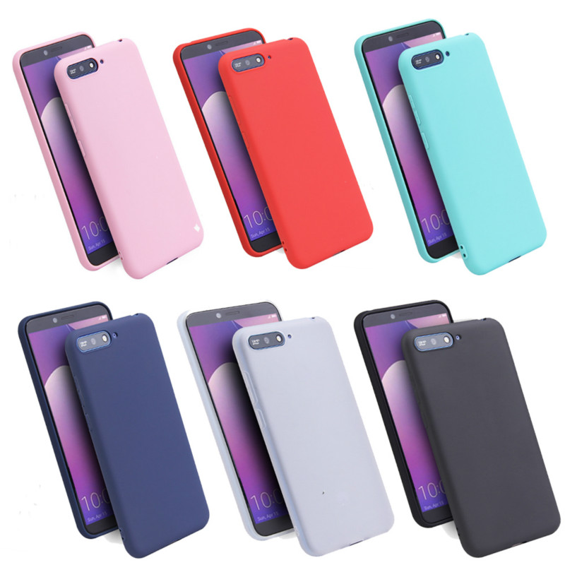 XINDIMAN Case for <font><b>huawei</b></font> P20lite soft TPU <font><b>carcasa</b></font> for <font><b>huawei</b></font> Y5 <font><b>Y6</b></font> Y7prime Y9 2018 backcovers P8lite <font><b>2017</b></font> P9 P10lite Honor9lite image