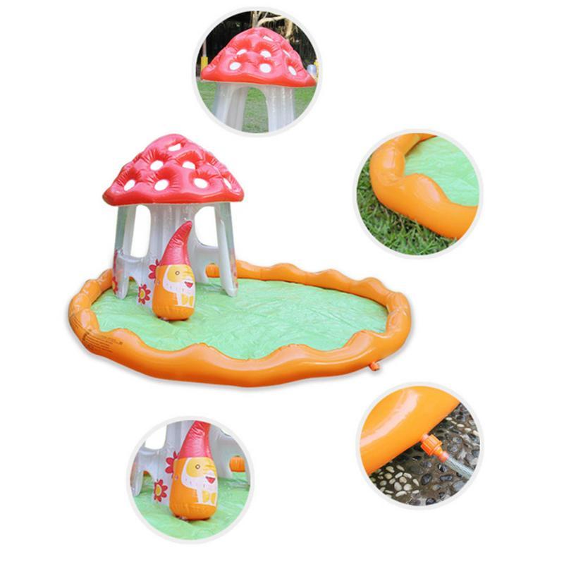 Bébé océan balle piscine ménage gonflable sable piscine intérieure jouer piscine enfants jouet bébé extérieur jouets