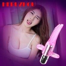 HEBUZHOU Sex tongue Vibrators thorny Toys Stimulate Oral Licking G Spot Vibrating Clitoral Vibrator clitoris stimulator massager